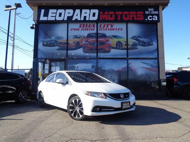 2013 Honda Civic Si with Navigation