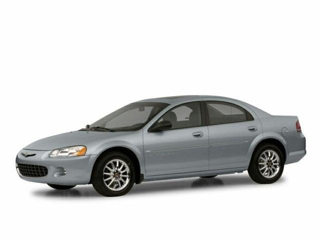 2002 Chrysler Sebring LX Sedan FWD