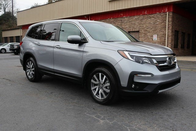 2020 Honda Pilot EX-L FWD with Navigation and RES