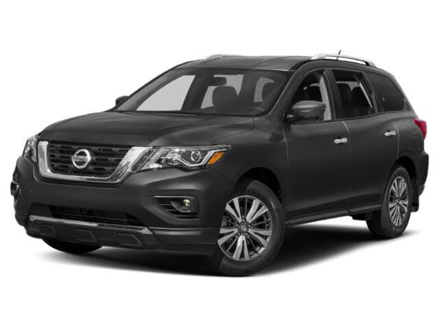 2020 Nissan Pathfinder SV Tech 4WD