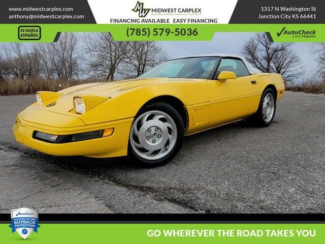 1995 Chevrolet Corvette Convertible RWD