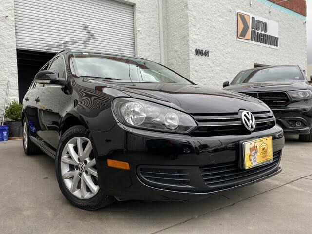 2012 Volkswagen Jetta SportWagen SE FWD
