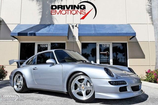 1996 Porsche 911 Carrera 4 AWD