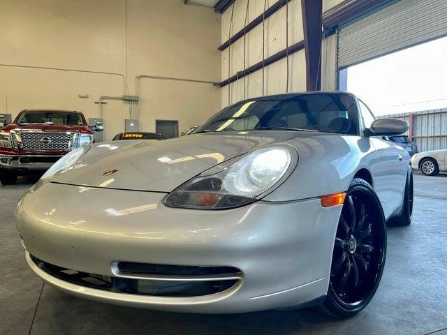 2000 Porsche 911 Carrera Convertible
