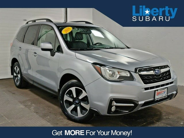 2018 Subaru Forester 2.5i Limited