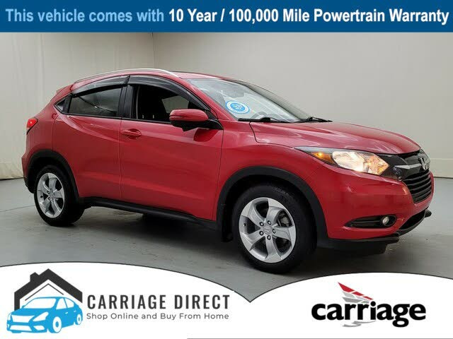 2016 Honda HR-V EX-L with Navigation
