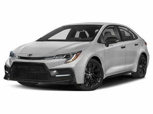 2020 Toyota Corolla Nightshade FWD