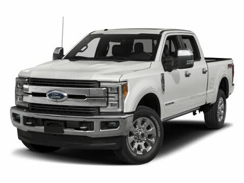 2017 Ford F-350 Super Duty King Ranch Crew Cab