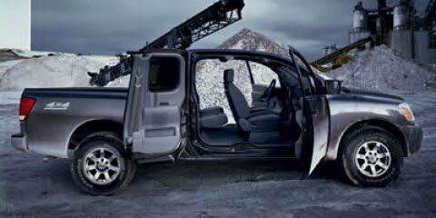 2006 Nissan Titan SE King Cab 4WD