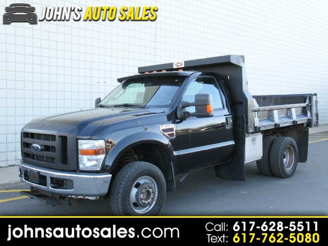 2009 Ford F-350 Super Duty Chassis XL DRW 4WD