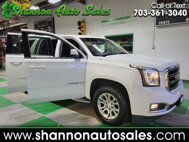 2017 GMC Yukon XL 1500 SLE 4WD