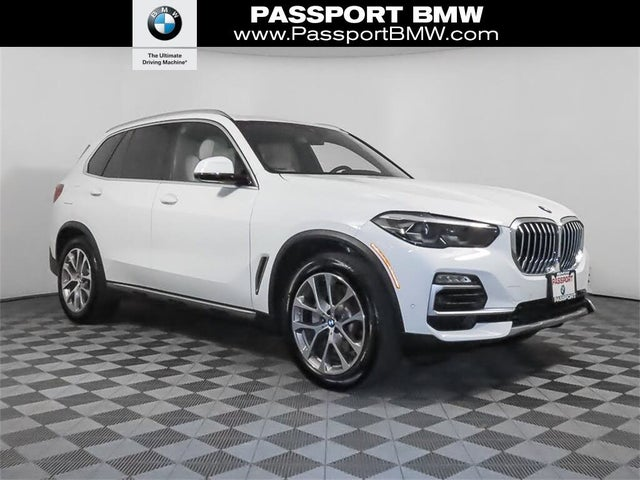 2021 BMW X5 xDrive40i AWD