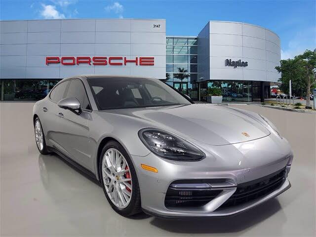 2018 Porsche Panamera Turbo AWD