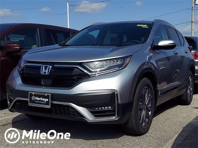 2021 Honda CR-V Hybrid Touring AWD