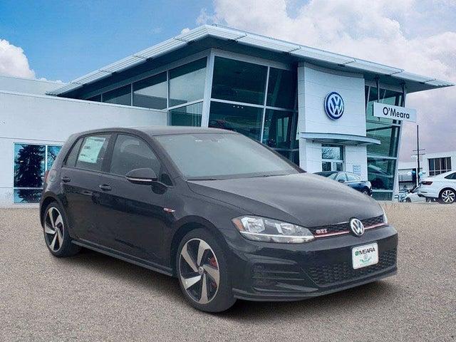 2021 Volkswagen GTI 2.0T S FWD