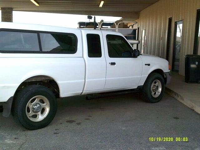 2005 Ford Ranger 4 Dr XLT 4WD Extended Cab SB