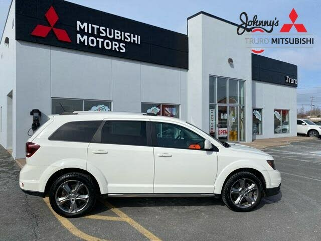 2017 Dodge Journey Crossroad FWD