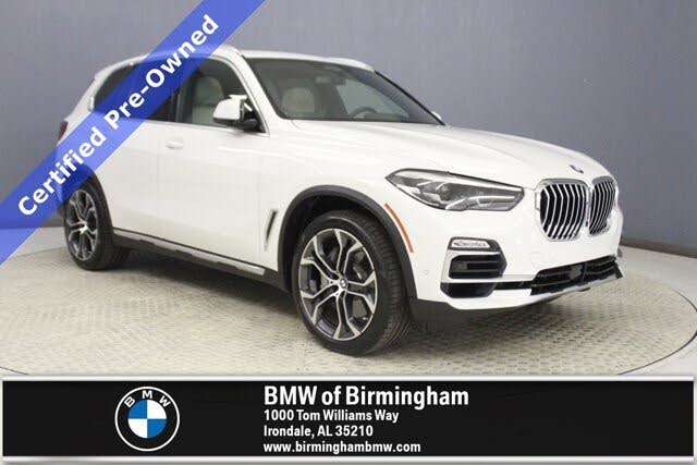 Used 2020 Bmw X5 Xdrive50i Awd For Sale Right Now Cargurus