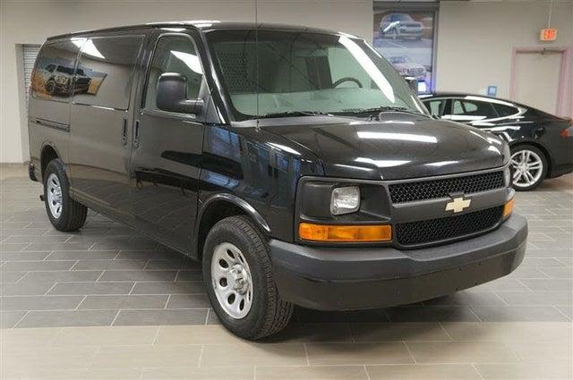 2011 Chevrolet Express Cargo 1500 AWD