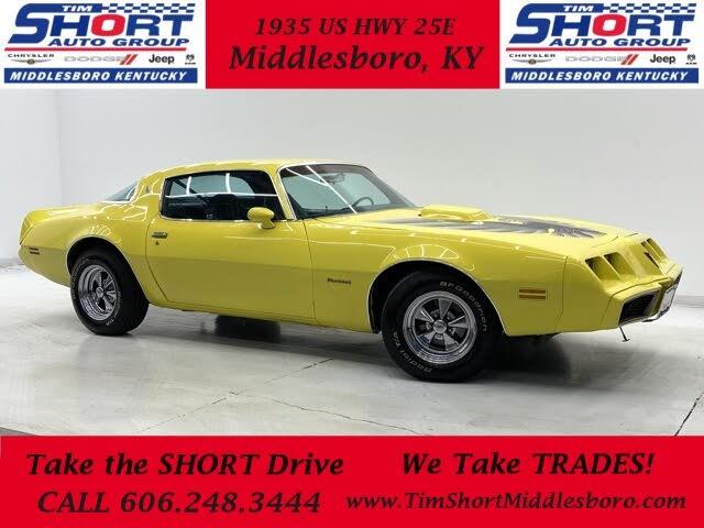 1979 Pontiac Firebird Coupe