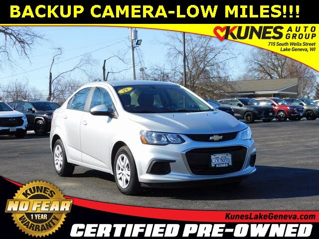 2019 Chevrolet Sonic LS Sedan FWD