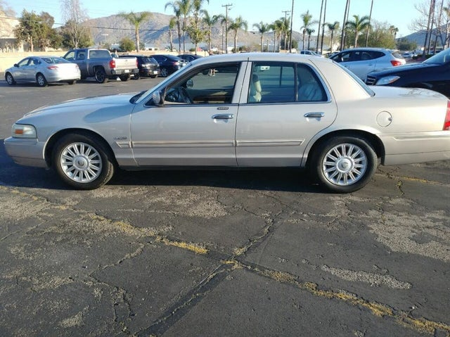 2009 Mercury Grand Marquis LS Fleet