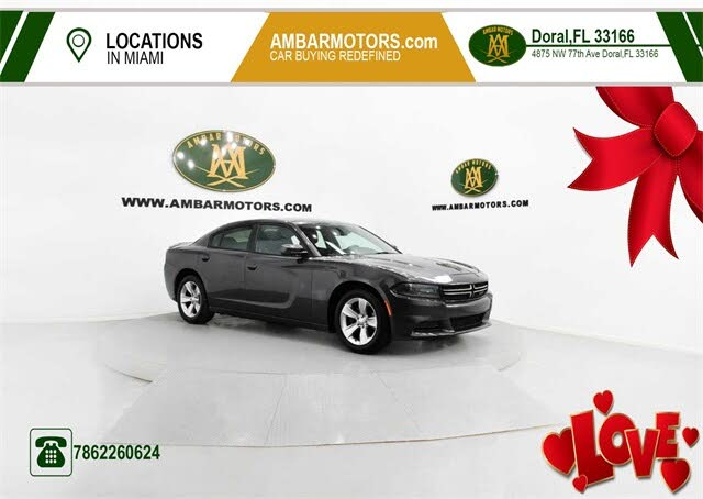 2015 Dodge Charger SE RWD