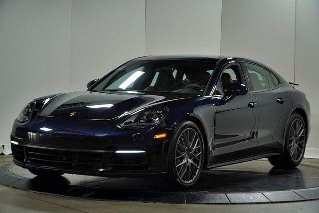 2020 Porsche Panamera 4S AWD