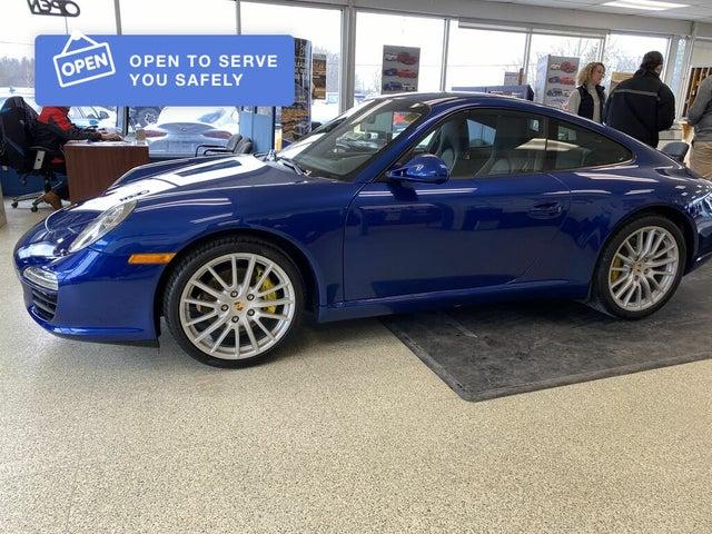 2010 Porsche 911 Carrera Coupe RWD