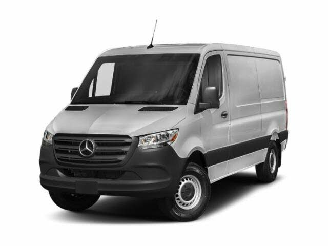 2021 Mercedes-Benz Sprinter Cargo 1500 144 Standard Roof RWD