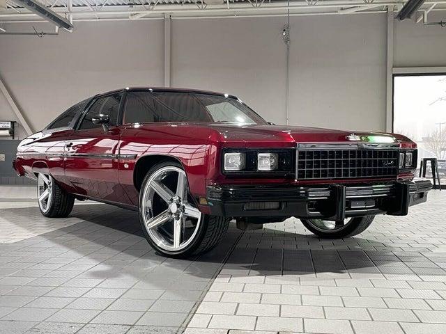 1976 Chevrolet Impala Sedan RWD