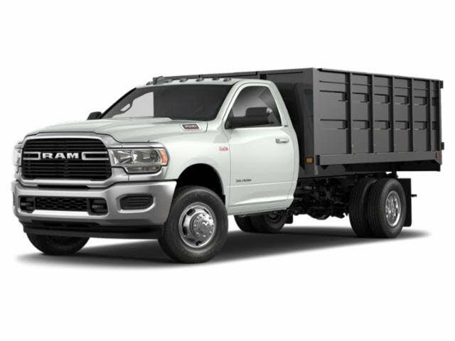2019 RAM 3500 Chassis Tradesman DRW 4WD