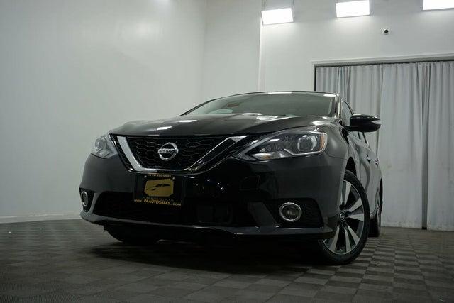 2018 Nissan Sentra SL FWD