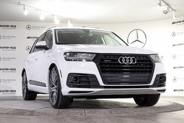 2019 Audi Q7 3.0T quattro Technik AWD