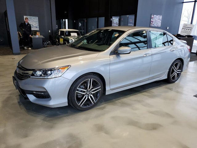 2017 Honda Accord Sport SE FWD