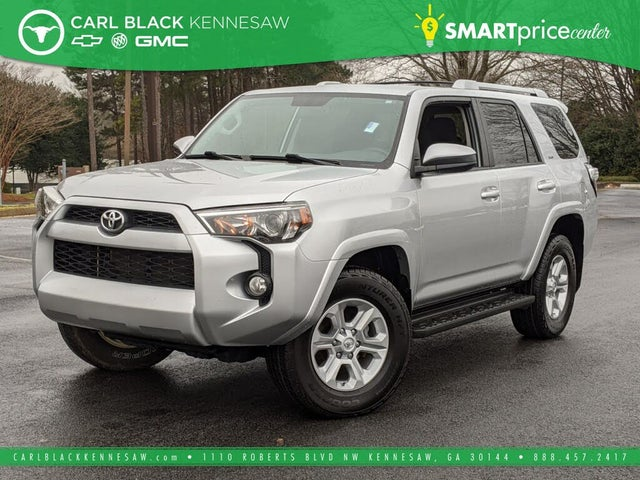2018 Toyota 4Runner TRD Off-Road Premium 4WD