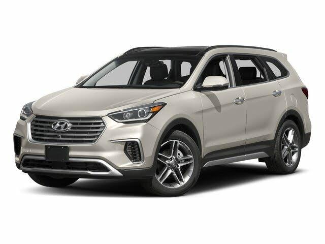 2017 Hyundai Santa Fe Limited Ultimate AWD