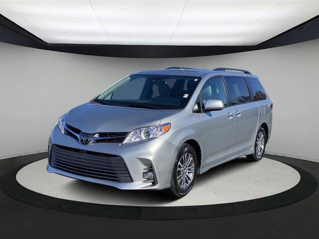 2019 Toyota Sienna XLE 8-Passenger FWD