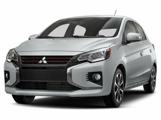 2021 Mitsubishi Mirage LE FWD