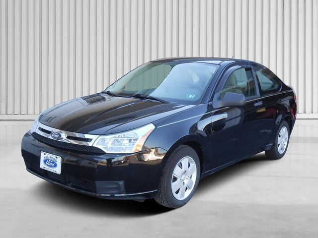 2008 Ford Focus S Coupe
