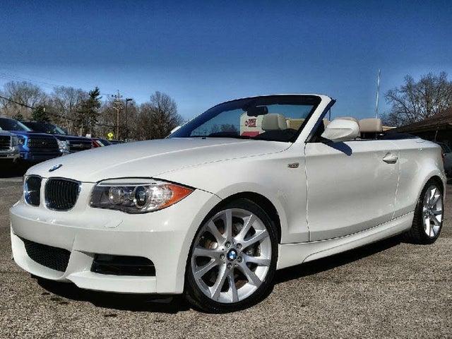2013 BMW 1 Series 135i Convertible RWD