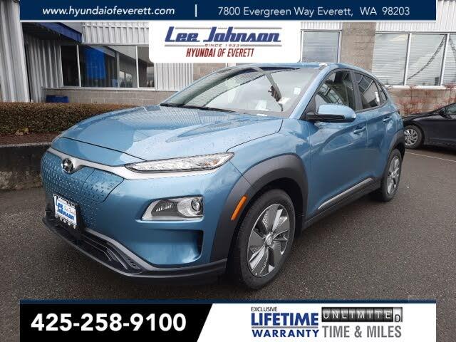 2021 Hyundai Kona Electric Ultimate FWD