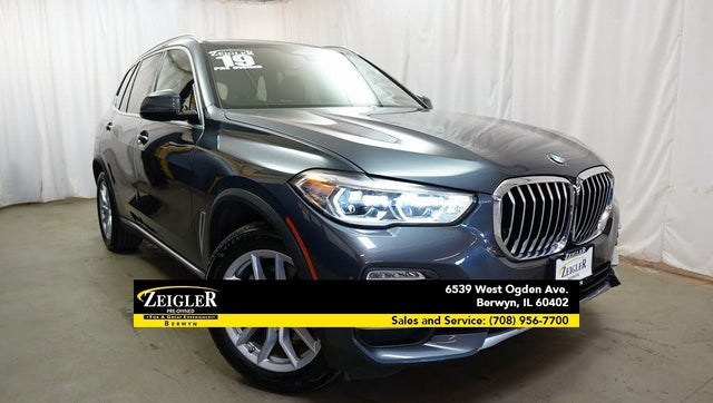 2019 Bmw X5 Xdrive40i Awd For Sale In Des Moines Ia Cargurus