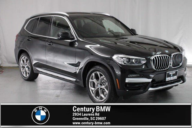 2021 BMW X3 sDrive30i RWD