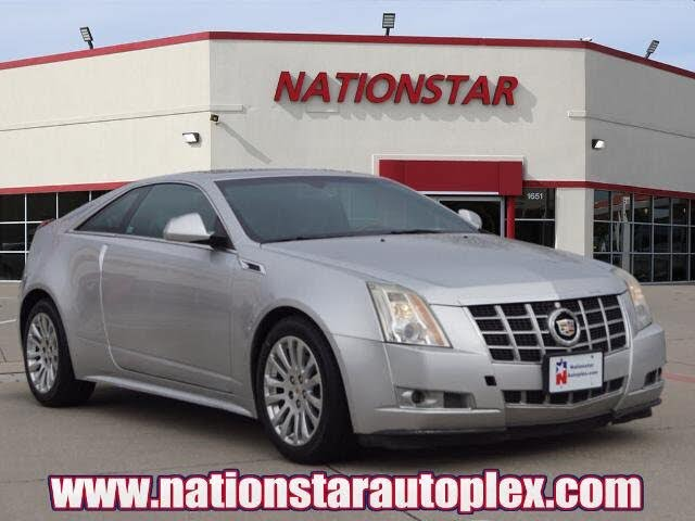 2013 Cadillac CTS Coupe 3.6L Performance AWD