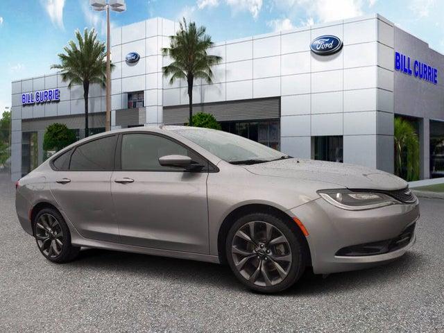 2016 Chrysler 200 S Sedan FWD