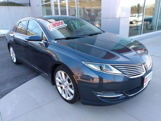 2014 Lincoln MKZ FWD