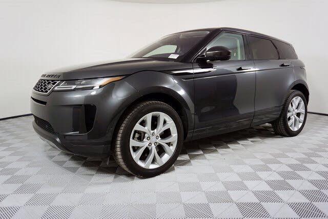 2020 Land Rover Range Rover Evoque P250 SE AWD
