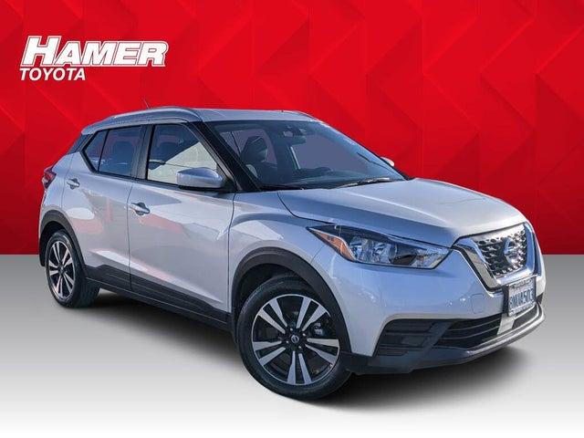 2020 Nissan Kicks SV FWD