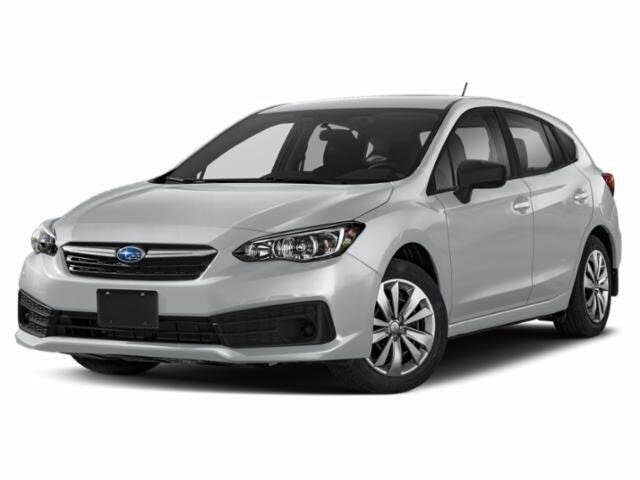 2021 Subaru Impreza Wagon AWD